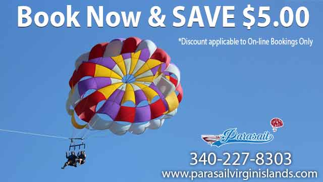 Parasail Virgin Islands Coupon