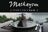 Mathayom Private Chefs ~ St. John Catering